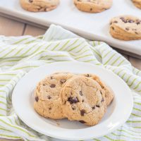 Gluten Free Weed Chocolate Chip Cookie